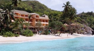 Double Tree Resort & Spa by Hilton Hotel Seychelles Allamanda